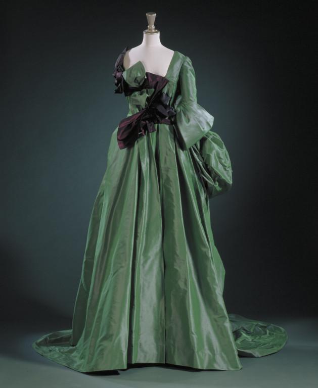 Vivienne Westwood Watteau dress (V&A)