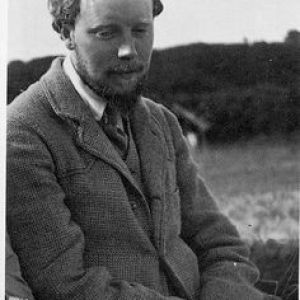 Young Clive Bell (c1913)
