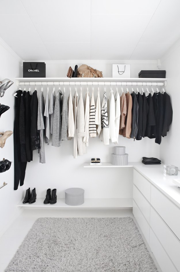 The Bloglovin imaginary capsule wardrobe