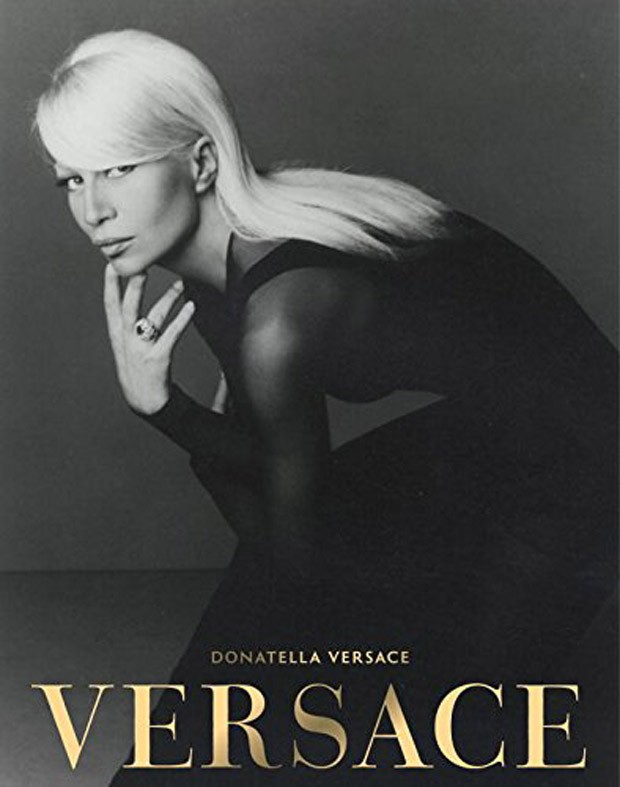 New book about Donatella Versace