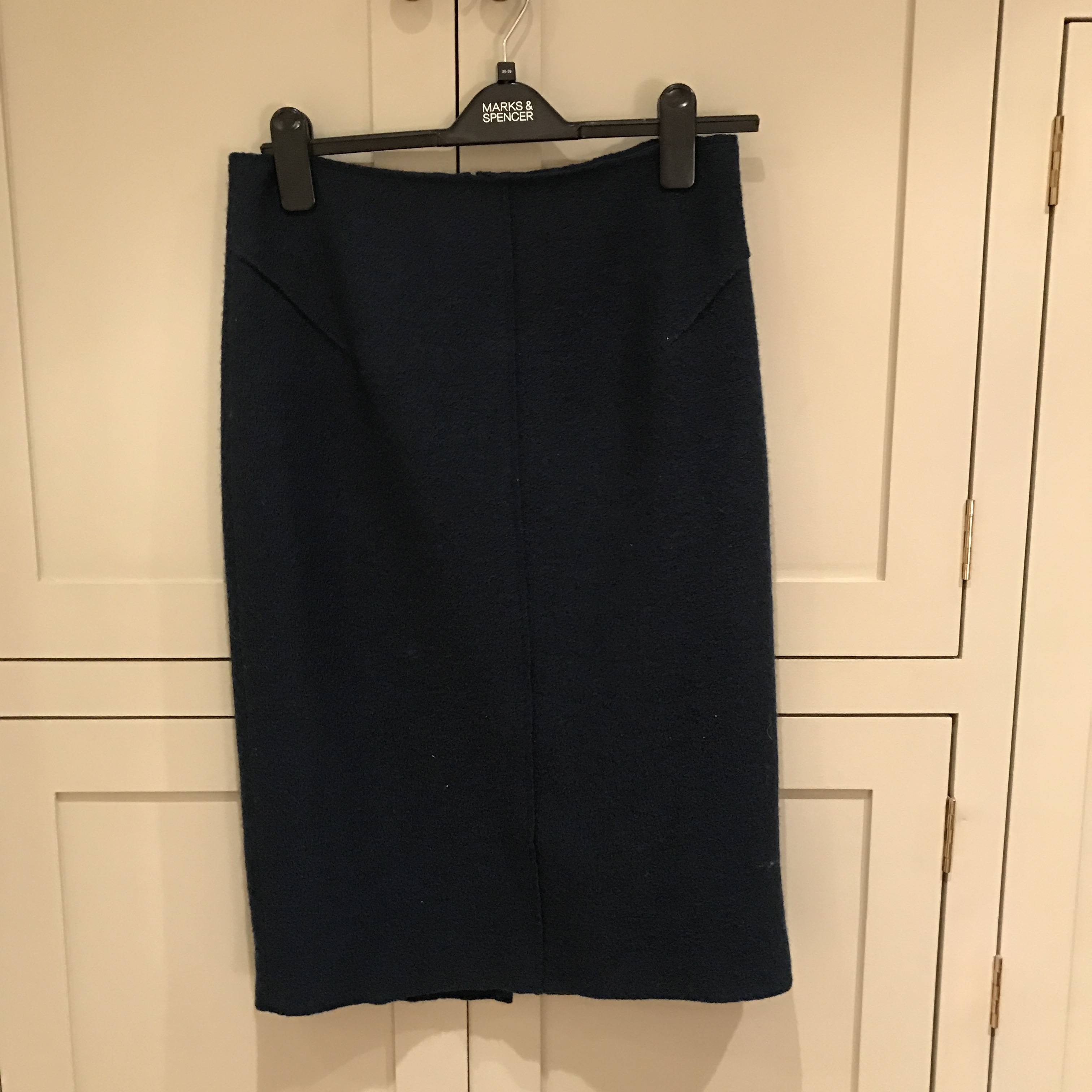 Whistles boiled wool pencil skirt (sale)