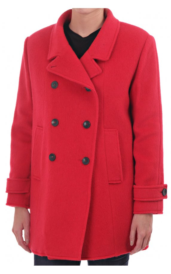 Paul Smith red coat