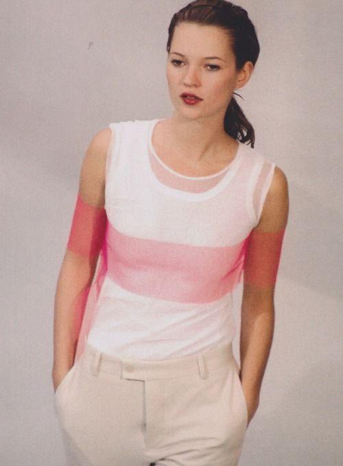 Kate Moss Helmut Lang 1997/98