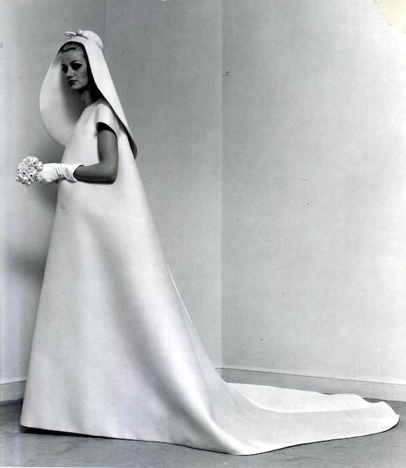 1967 Wedding dress