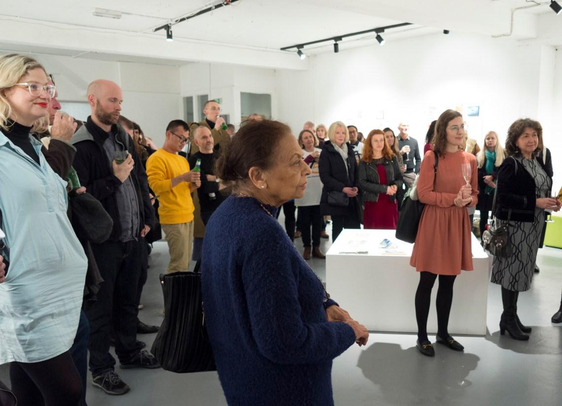 A 5 Art show
