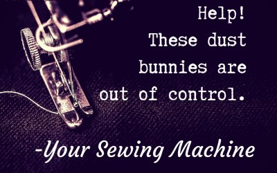 Care and Feeding of Your Sewing Machine