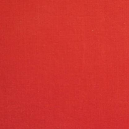 Andover Chambray Fabric - Half Yard - Scarlet Red Cotton Quilt Fabric Chambray by Andover Fabrics - ACSCARLET, A-C-Scarlet, 002974
