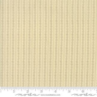 Rachel Remembered Fabric - Moda Fabric - Half Yard - Betsy Chutchian Sweet Cream White Reproduction Stripe Quilt Civil War Fabric 31545 11