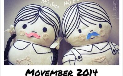 FABRIC TRAIT – MOVEMBER 2014!