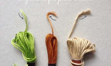 LITTLE WIRES TWISTED-NEEDLEWORK TIPS | N° 1