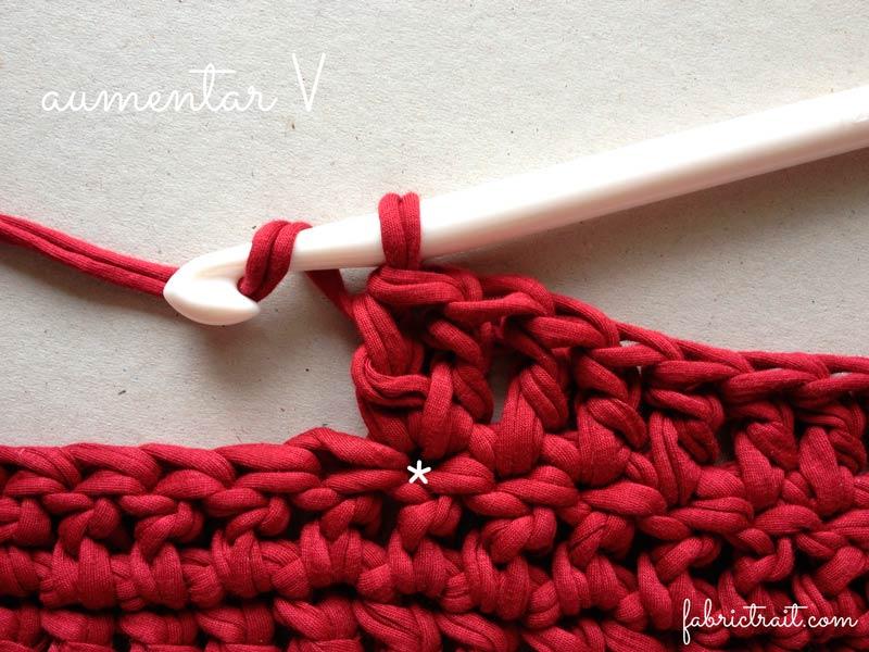 Dica de Crochet | Aumentar