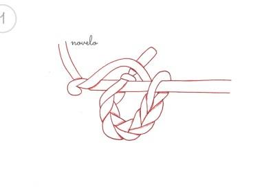 Aprender Crochet 54 |