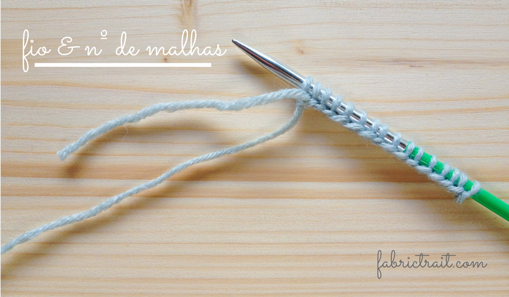 WIRE Vs. NUMBER Of MESHES-KNITTING TIPS | N° 1