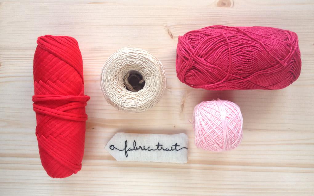 Fios de Crochet | Academia Fabric Trait