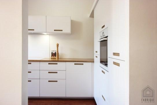 Cuisine minimaliste // Maison BORDEAUX Chartrons