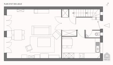 plan-e-d-l-etat-des-lieux-avant-plan-de-l-existant-renovation-fabrique-d-espace-architecture-d-interieur-bordeaux