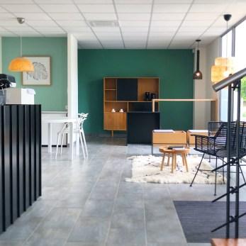 Accueil clientèle // Salle d'attente // Traiteur BORDEAUX