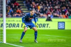 Alex Meret (SSC Napoli) - AC Milan vs SSC Napoli - Serie A 2919/20 - 23/11/2019 Stadio San Siro Milano