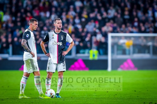 #5 Miralem Pjanic (Juventus) and #33 Federico Bernardeschi (Juventus) SERIE A TIM 2019/2020 ---------------------------------------------------------------- Immagini ad uso editoriale • Servizio Agenzie Stampa • Contattateci per informazioni Images for editorial use • Press Agency Service • DM for any information Fabrizio Carabelli © All Rights Reserved -------------------------------------------------------------- FABRIZIO CARABELLI IMAGES #FCI www.fabriziocarabelli.com