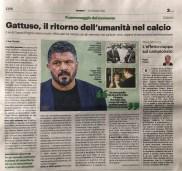 Pubbl. 19_06_2020 IL GIORNO Gattuso FCI_7056