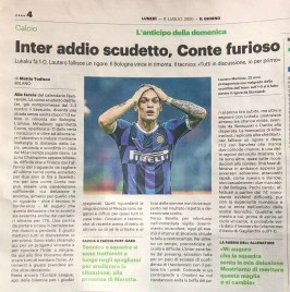 Pubbl. 06_07_2020 IL GIORNO Lautaro FCI_0341