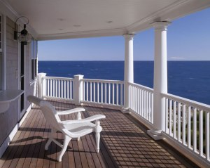 custom decks porches