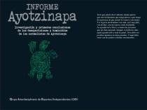 Informe Ayotzinapa