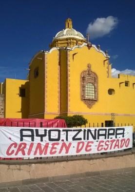 San Luis Potosí por Ayotzinapa (2)