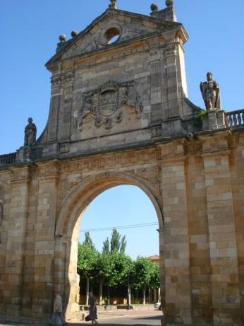 pozostałości kościoła San Benito