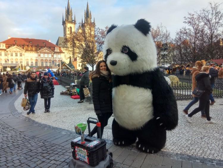 tanie zwiedzanie - Sylwester w Pradze