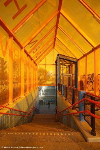 Den Haag Moerwijk station / Karres & Brands