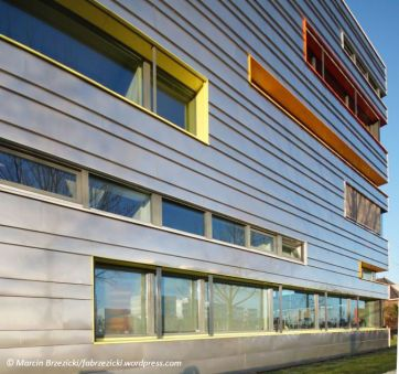 Lyceum Ypenburg / DP6 architectuurstudioLyceum Ypenburg / DP6 architectuurstudio