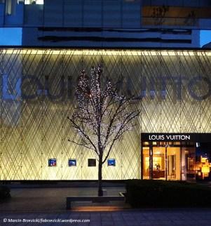 Louis Vuitton Osaka Hilton Umeda / Office of Kumiko Inui