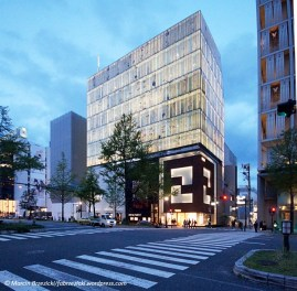 LVMH Shop / Kengo Kuma & Associates