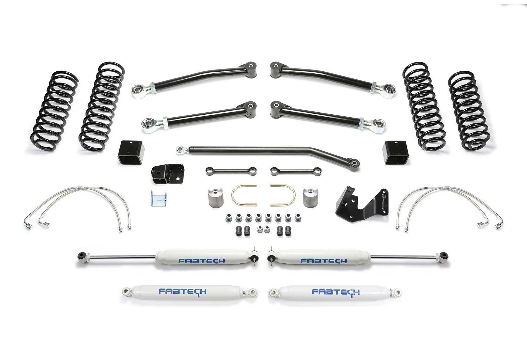 3 Trail Ii System W Performance Shocks