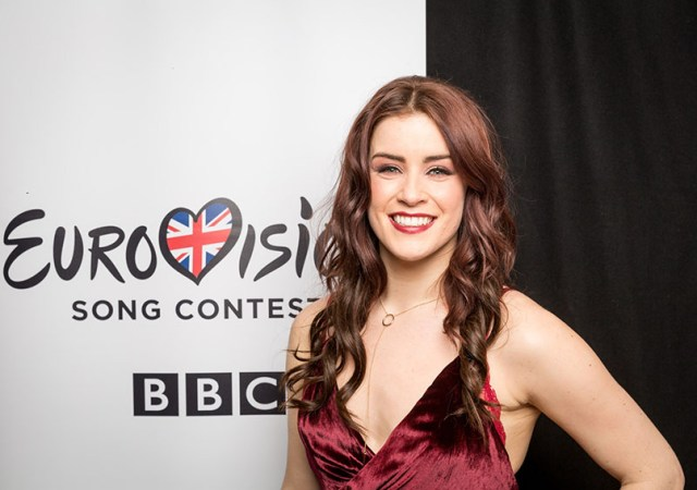 Lucie Jones, from the musical theatre stage to Eurovision 2017