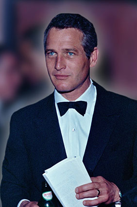 Blue eyes and politics Paul Newman 4