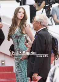 FabUK Magazine was in Cannes 14