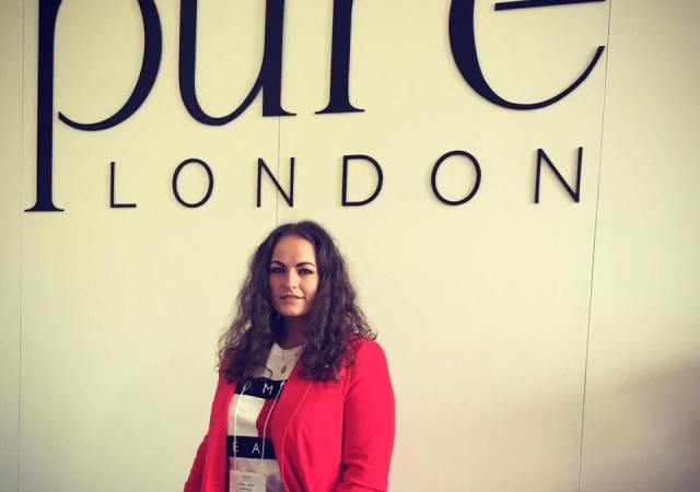Lauren L'aimant performs debut single at Pure London, teaming with Million Makers fundraisers in aid of The Prince's Trust 1