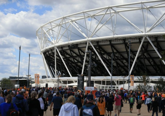 The IAAF World Championships 4