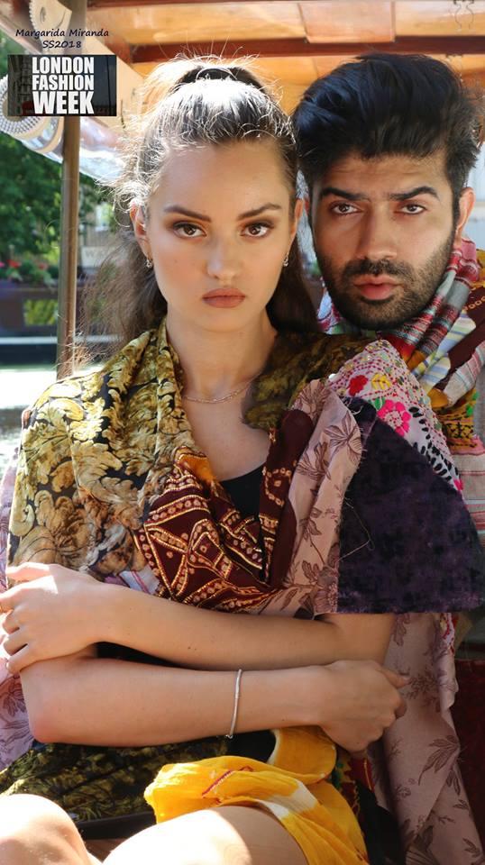 London Fashion Week SS2018 Campaign 5
