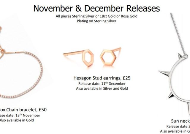 ALEXI London Jewellery AW17 lookbook 3