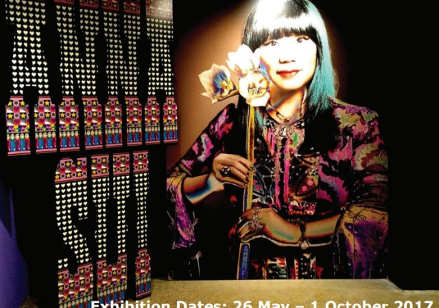 The World of Anna Sui American fashion designer. 1