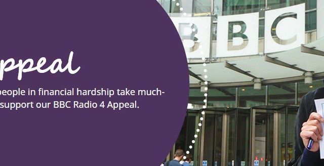 NOW ONLINE - Arthur Smith presents BBC Radio 4 Appeal for Revitalise.