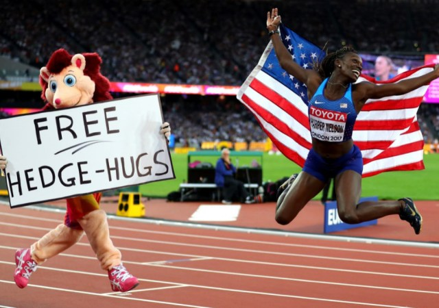 IAAF WORLD CHAMPIONSHIPS LONDON 2017 FULFILLS ORIGINAL BID PROMISE TO BREAK RECORDS 1