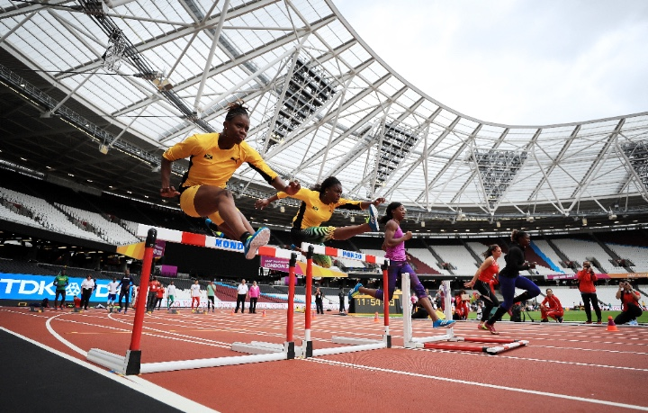 IAAF World Championships London 2017 Daily Update