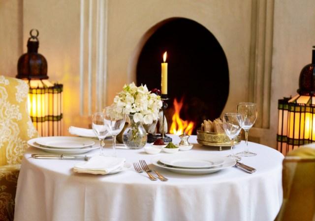DINING AT L'HÔTEL MARRAKECH 3