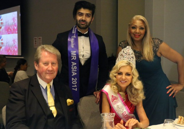MR ASIA BRITISH EMPIRE 2017 | Danish Wakeel 3