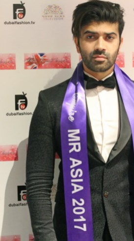 MR ASIA BRITISH EMPIRE 2017 | Danish Wakeel 9