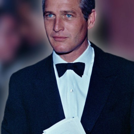 Paul Newman Blue eyes and politics 1